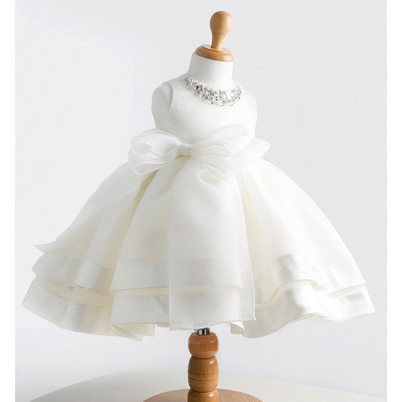 Christening Embroidered Dress