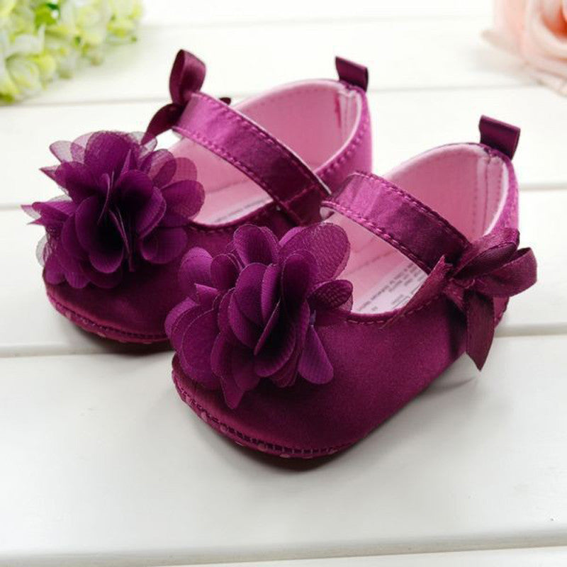 Princess First Walkers Shoes