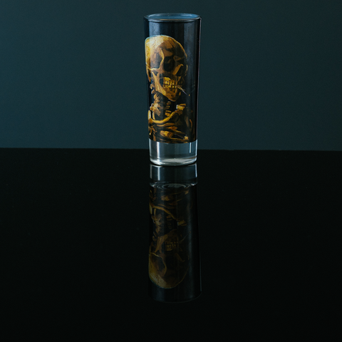 Vincent van Gogh Shot Glass