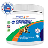 3 Pack of Advanced Calming, Probiotic, Hip & Joint Soft Chews