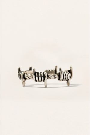 Barbed Wire Ring