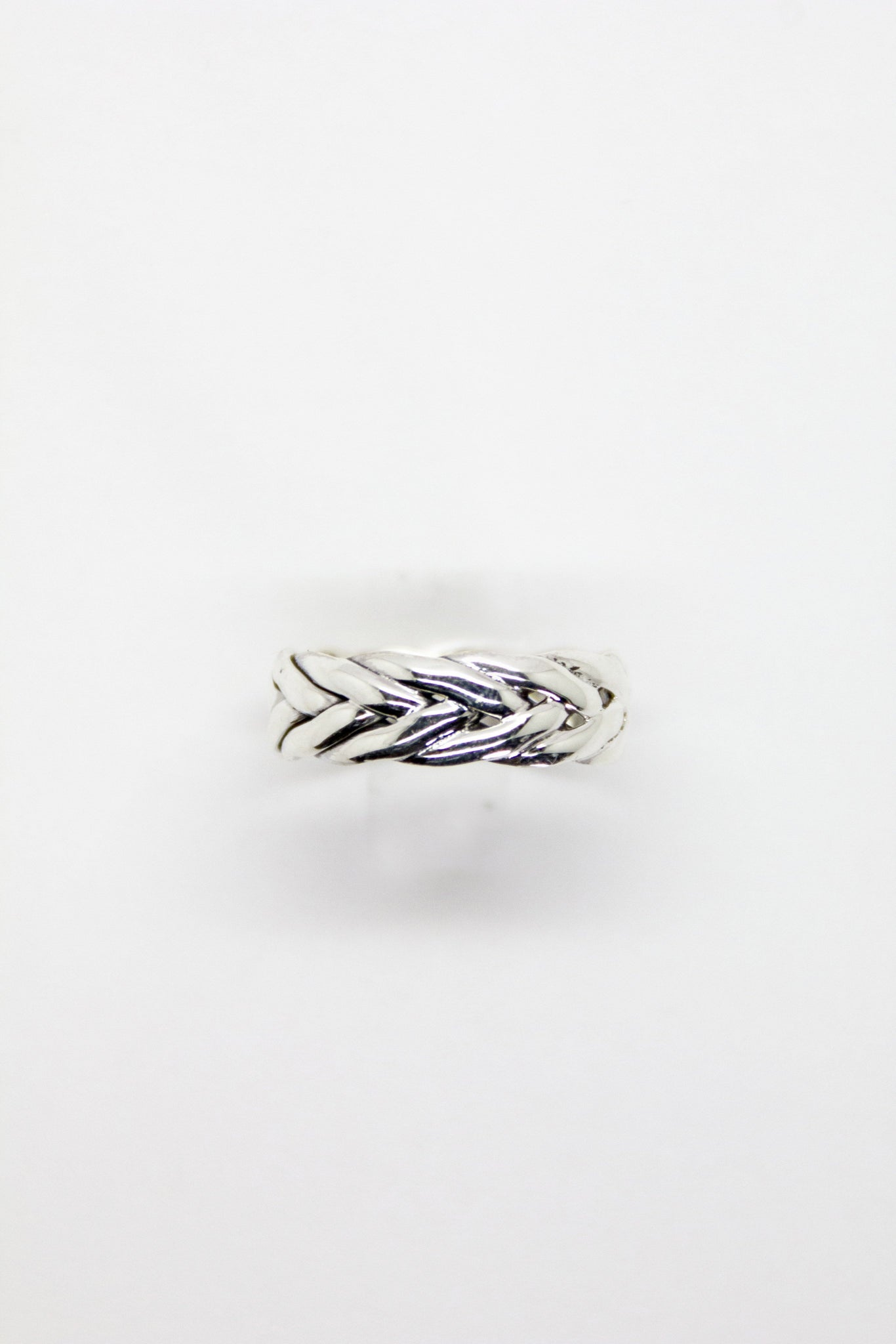 Twisted Coil Ring