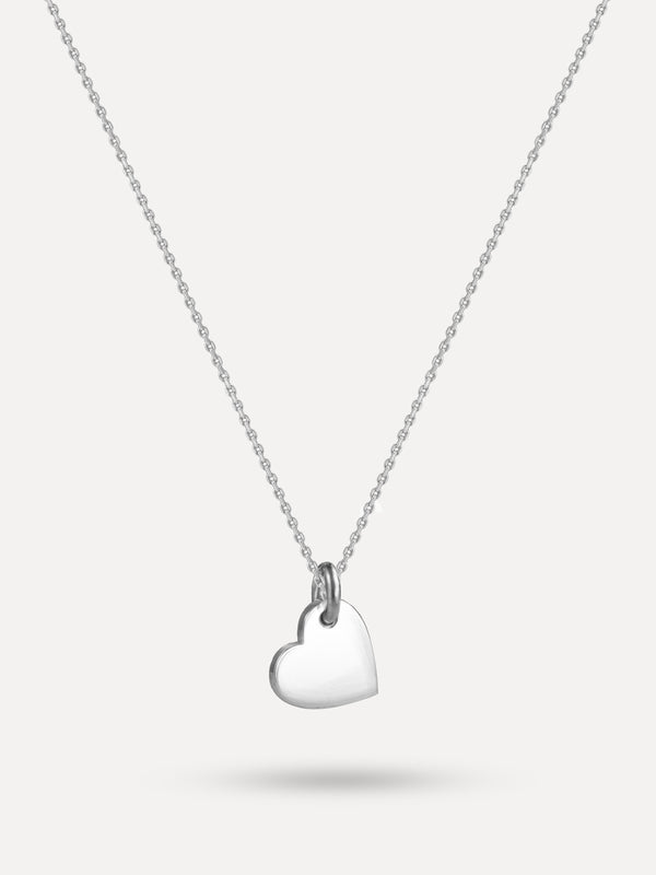 Heart U Necklace