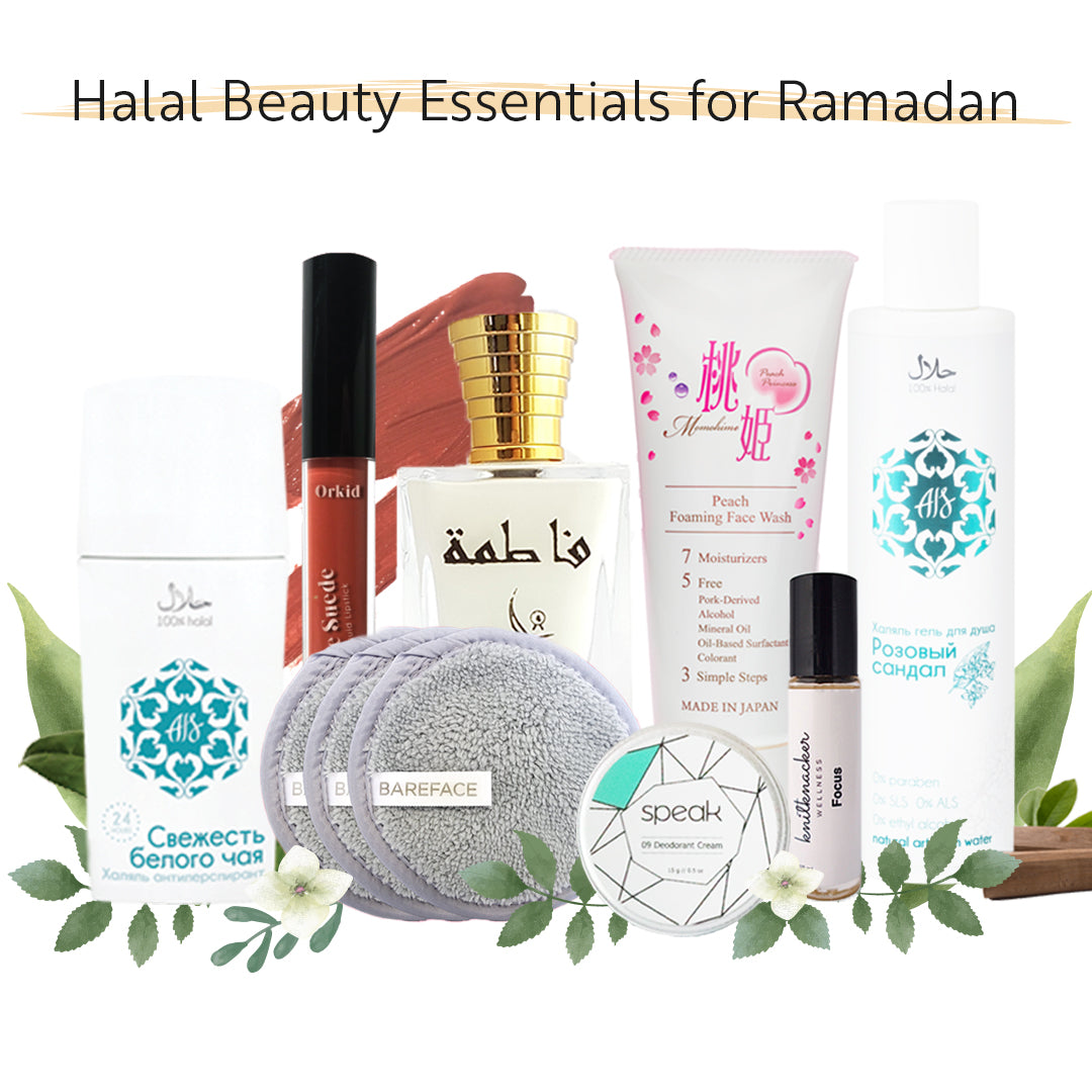 Halal Beauty Essentials for Ramadan