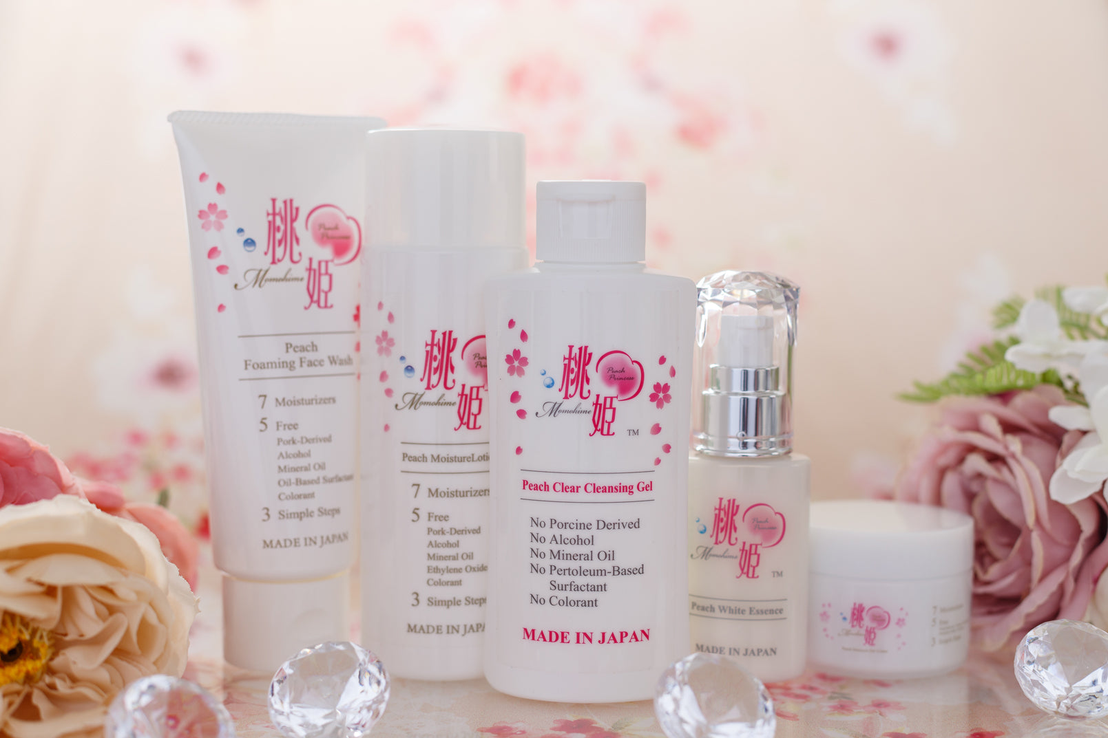 Momohime - Halal skincare from Japan