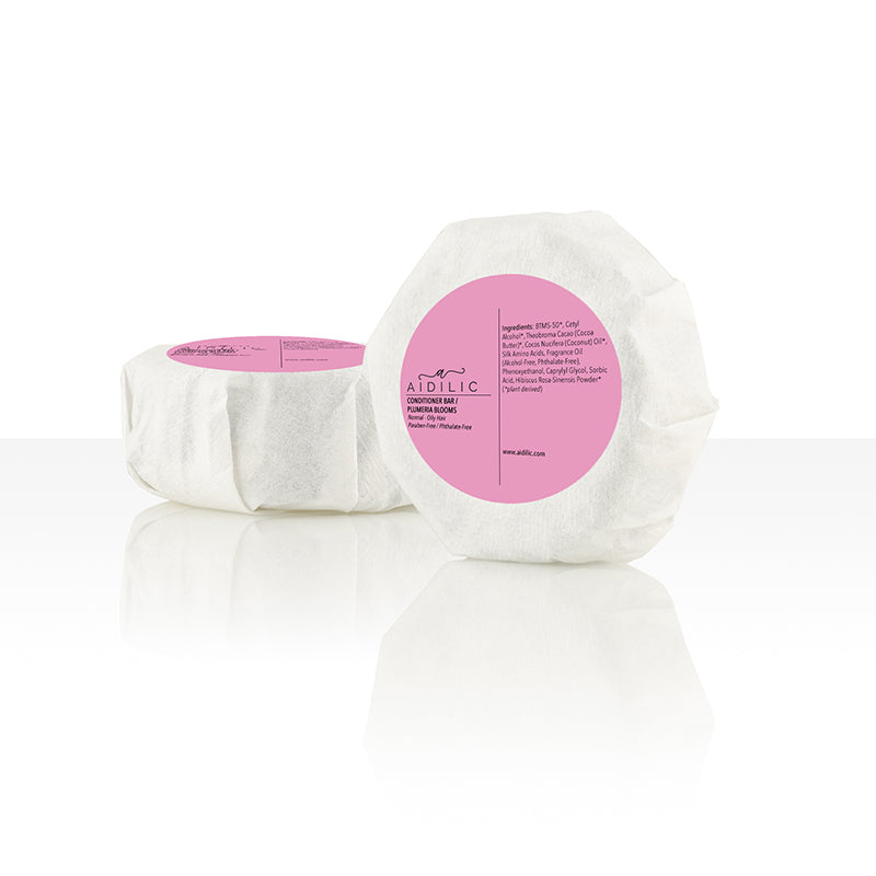 Aidilic Plumeria Blooms Conditioner Bar