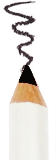 PHB Organic Eye Liner in Nearly Black