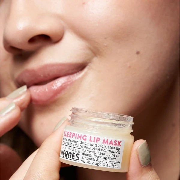 Handmade Heroes - Cocolicious Luscious Lip Mask