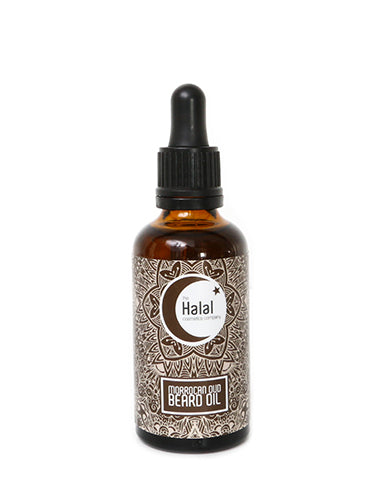 The Halal Cosmetics Company Beard Oil - 50ml