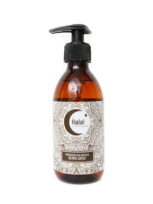 The Halal Cosmetics Company Beard Wash - 250ml