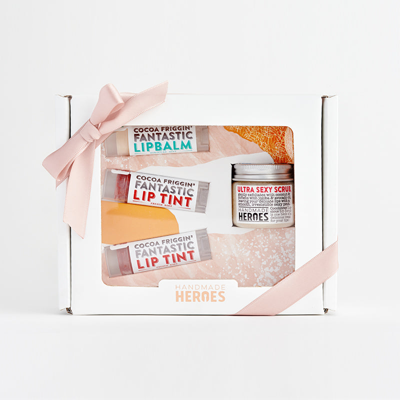 Handmade Heroes - Lip Care Gift Set