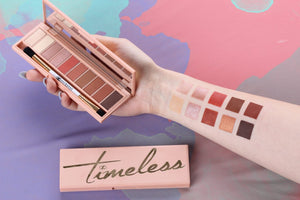 Sofwanah Cosmetics - Timeless Palette (Demure)