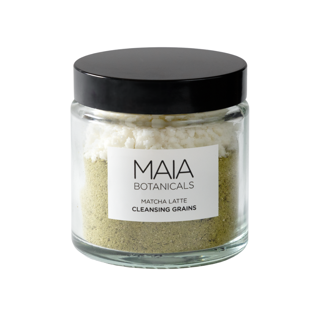 MAIA Botanicals Matcha Latte Cleansing Grains