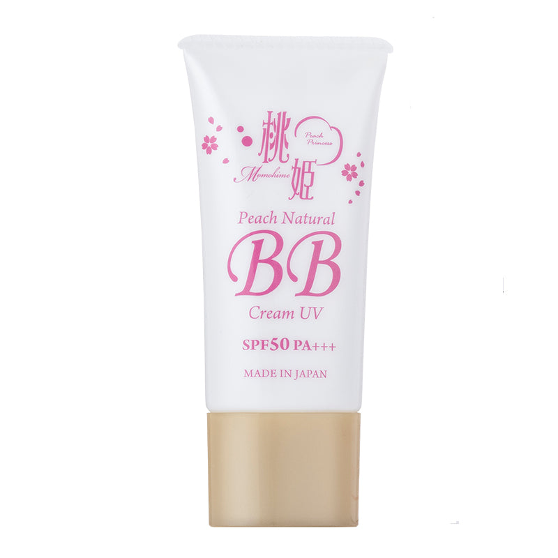 Momohime Peach Natural BB Cream 30g