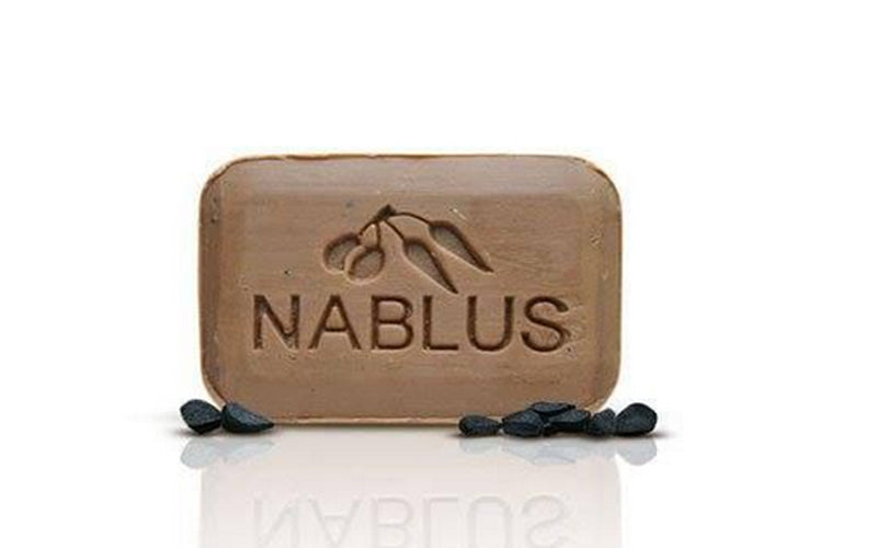 Nablus Natural Olive Oil Soap - Black Cumin