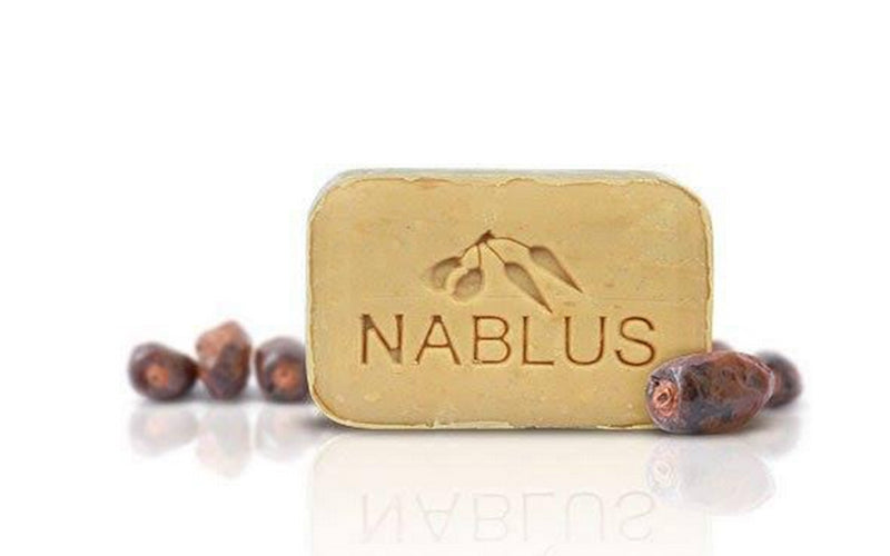 Nablus Natural Olive Oil Soap - Date
