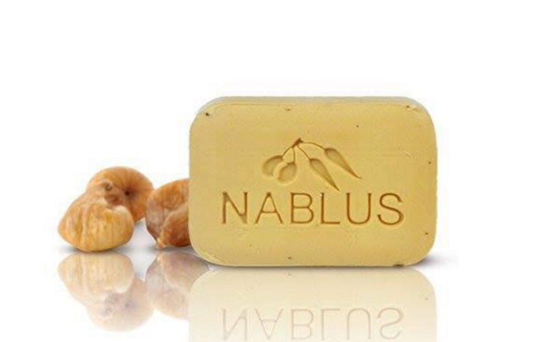 Nablus Natural Olive Oil Soap - Fig
