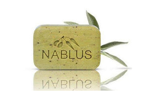 Nablus Natural Olive Oil Soap - Sage
