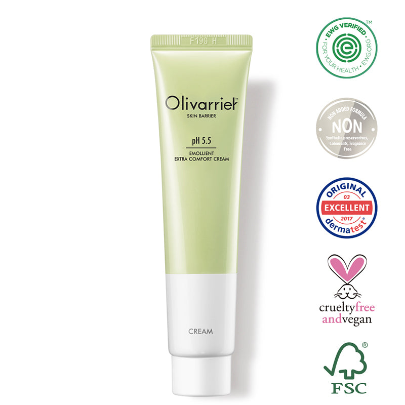 Olivarrier Emollient Extra Comfort Cream 75ml