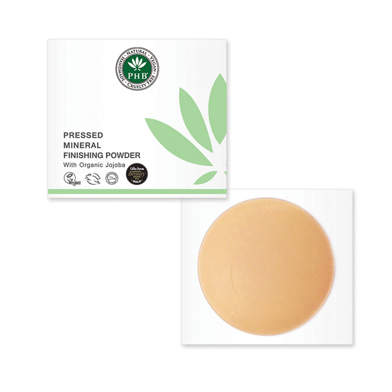 PHB Pressed Mineral Finishing Powder