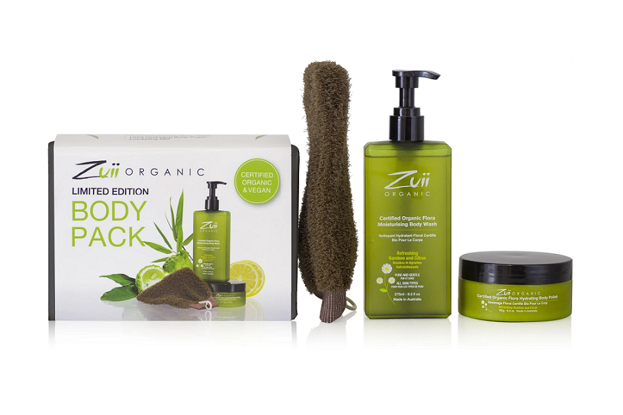 Zuii Organic Vegan Body Pack