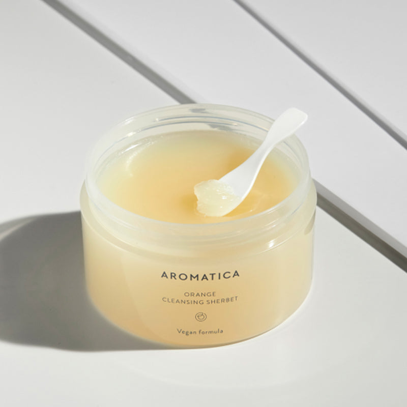AROMATICA Orange Cleansing Sherbet 120g