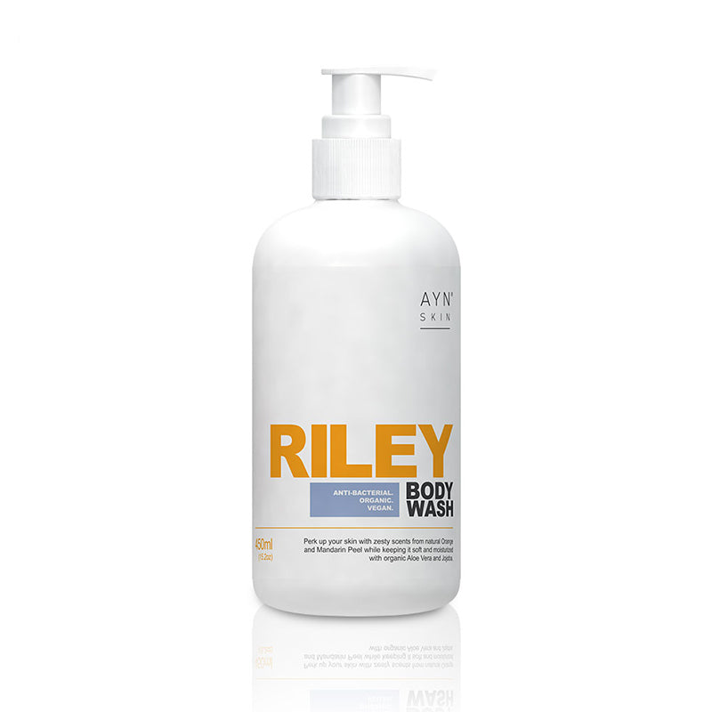 Ayn Skin Body Wash Riley