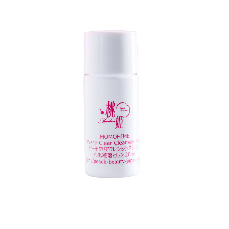 Momohime Peach Cleansing Gel 120ml