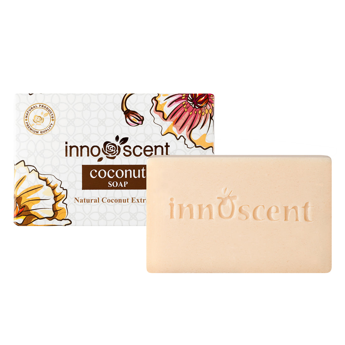 Innoscent Natural Coconut Soap