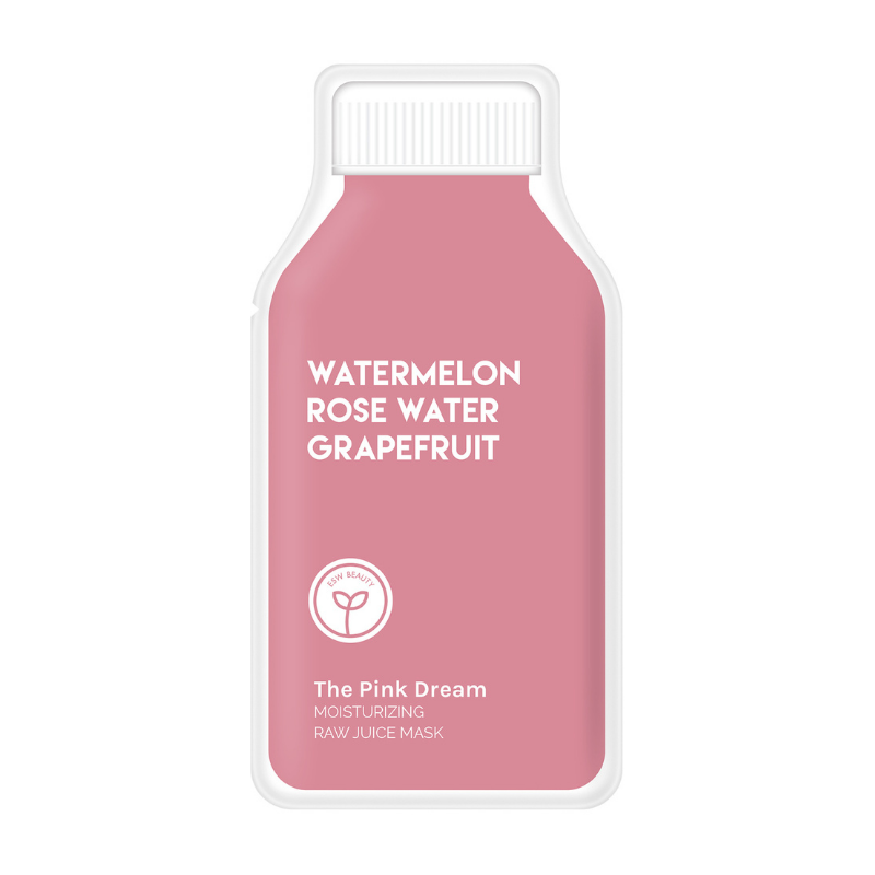 ESW Beauty - The Pink Dream Moisturizing Raw Juice Mask