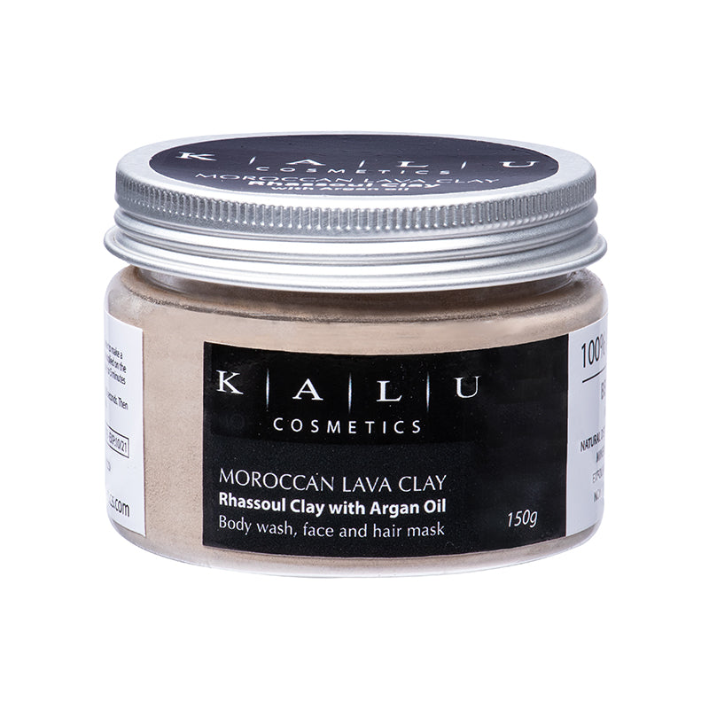 Kalu Cosmetics Rhassoul Clay