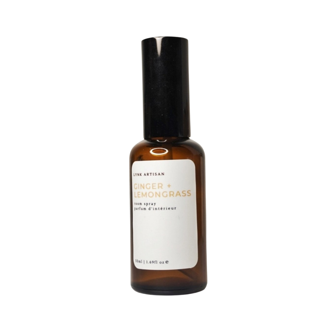 Lynk Artisan Ginger + Lemongrass Room Spray