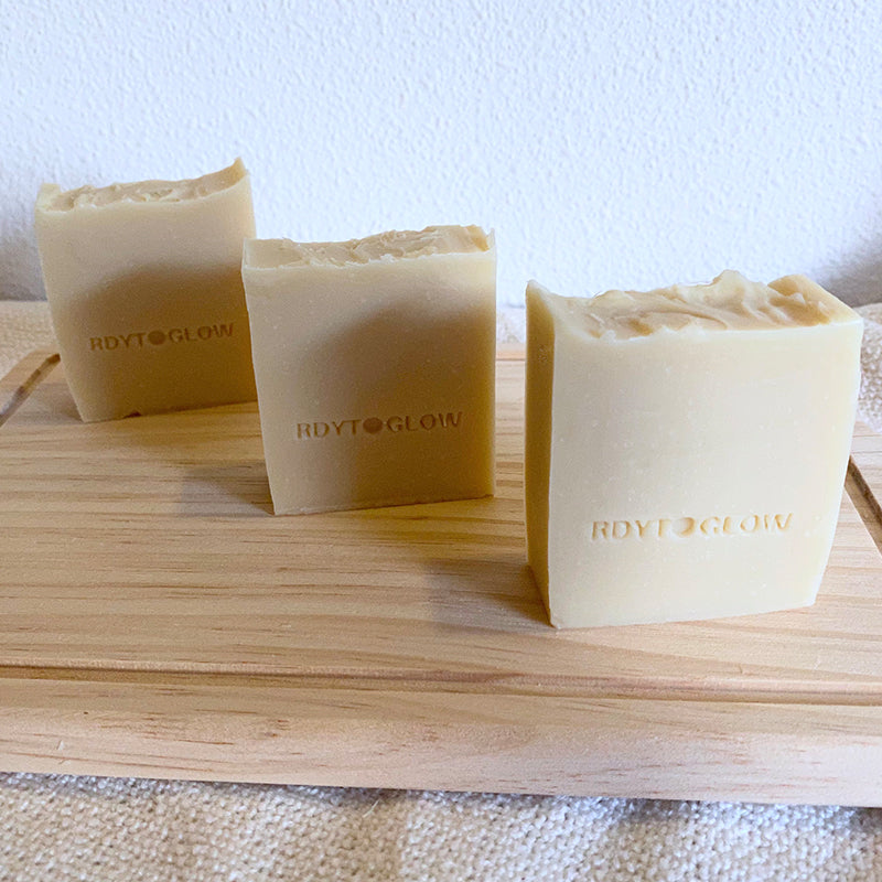 RdytoGlow Soy Yummy Vegan Soap (Unscented)