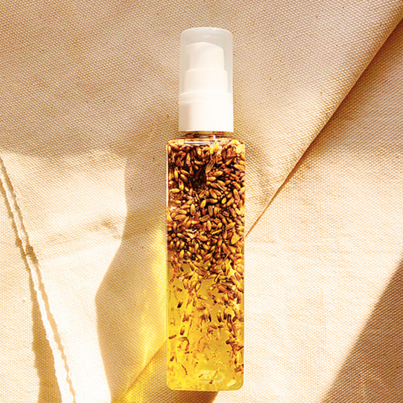 RRAW Lavender Infused Body Oil