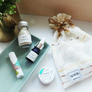 SPEAKSKINBEAUTY Travel Kit