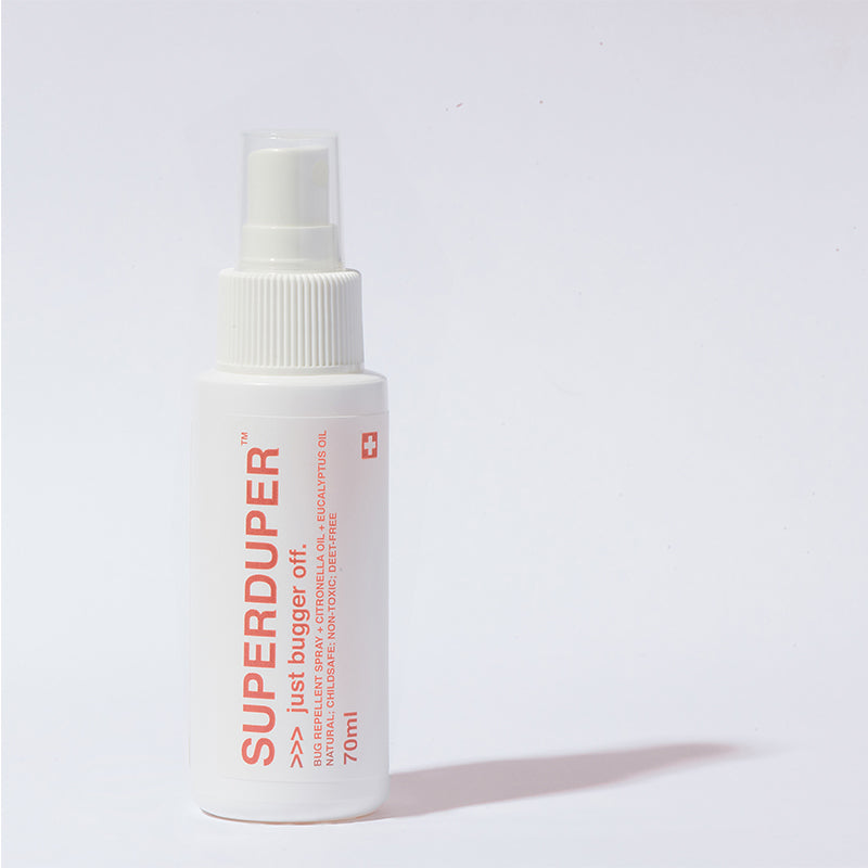 SUPERDUPER Insect Repellent Spray