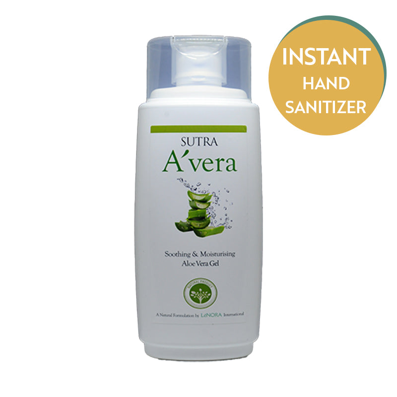 Sutra A'vera Soothing and Moisturising Aloe Vera Gel