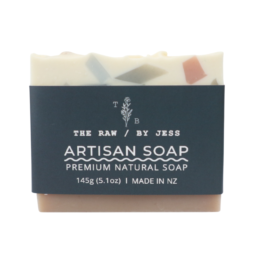THE RAW BY JESS - Candy Pop Soap
