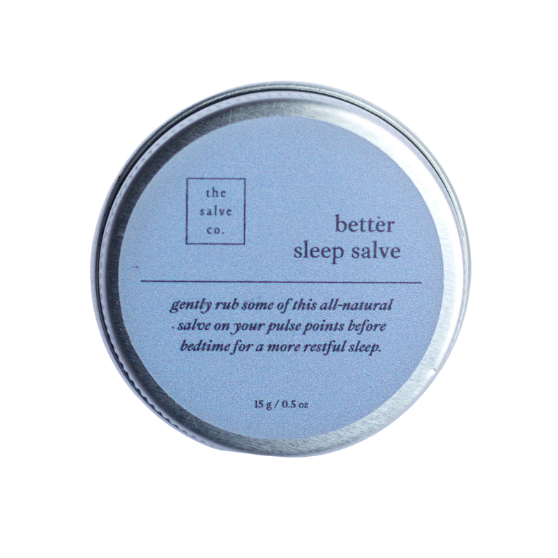 The Salve Co. Better Sleep Salve