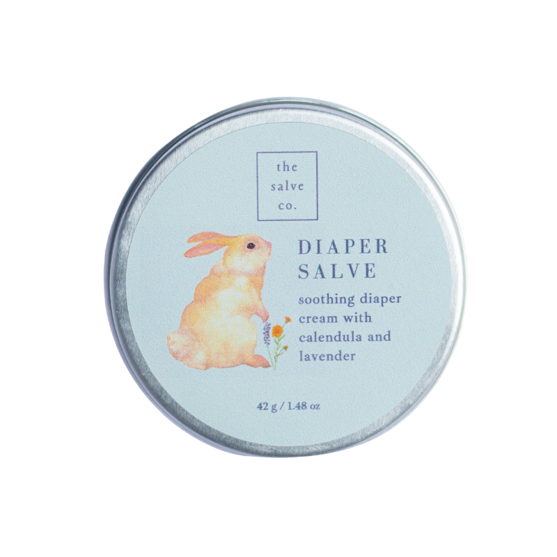 The Salve Co. Diaper Salve