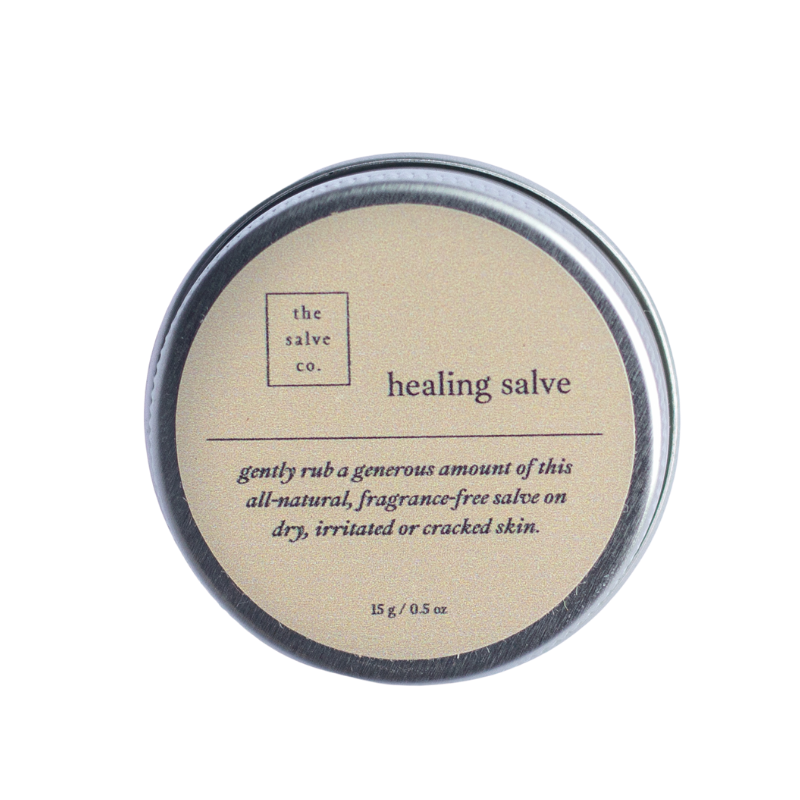 The Salve Co. Healing Salve