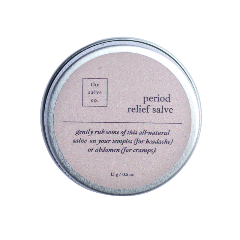 The Salve Co. Period Relief Salve