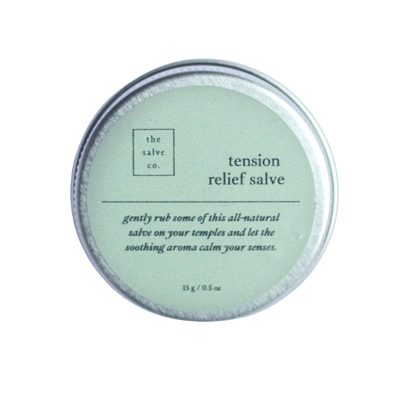 The Salve Co. Tension Relief Salve