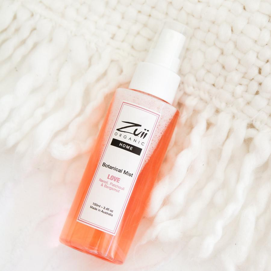Zuii Organic Botanical Mist - Love mini