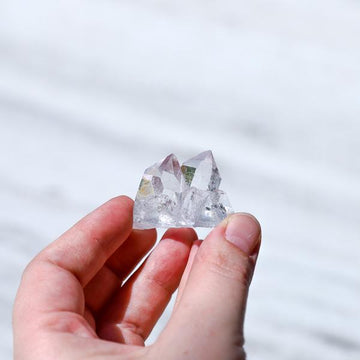 Clear Quartz Clusters | Cuties Crystals