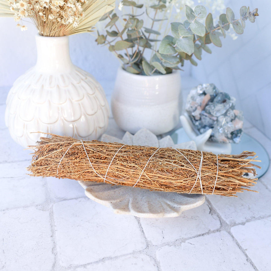 Desert Sage Smoke Cleansing Bundle [EXTRA LARGE] Crystals