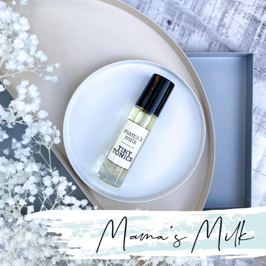 Essential Oil Roller Blends | Mama Mama's Milk