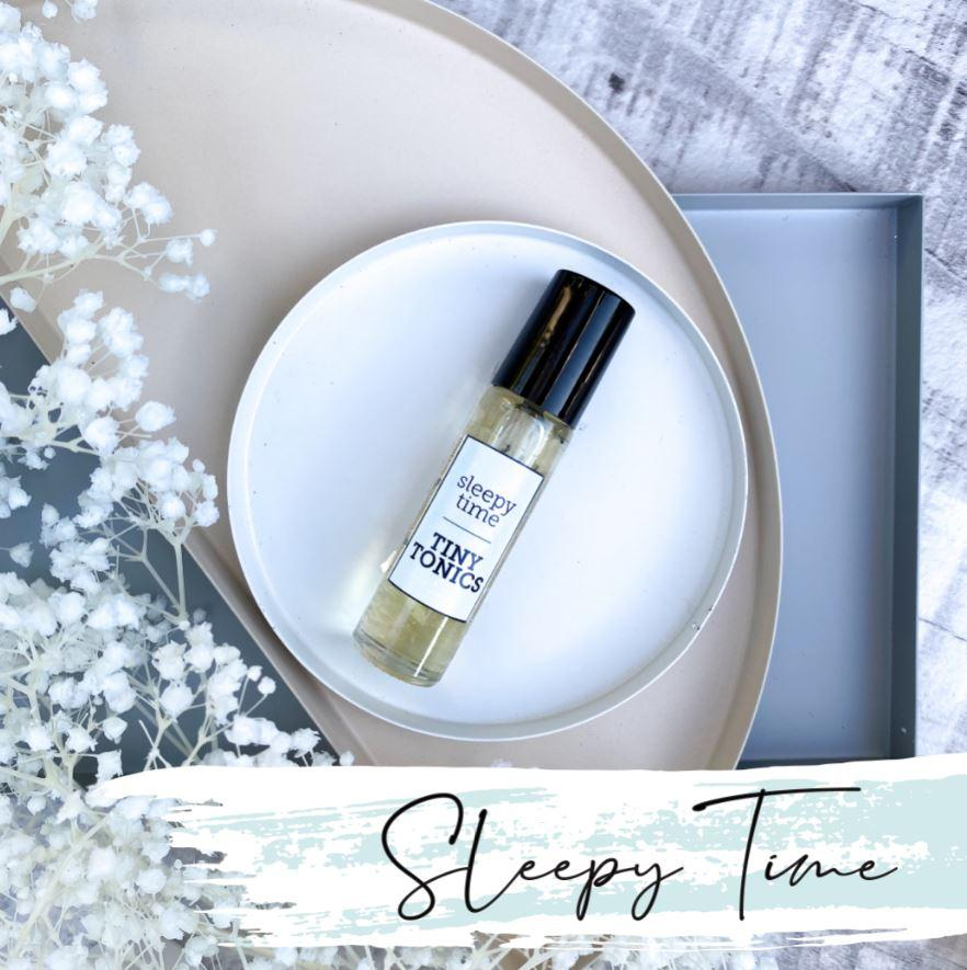 Essential Oil Roller Blends | Babe Sleepy Time