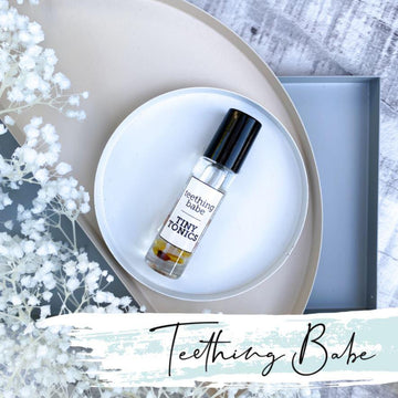 Essential Oil Roller Blends | Babe Teething Babe