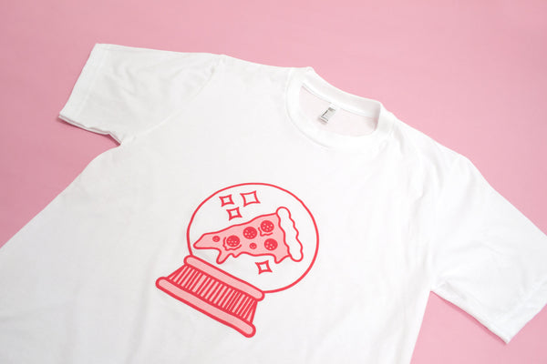 I See Pizza in your Future Tee